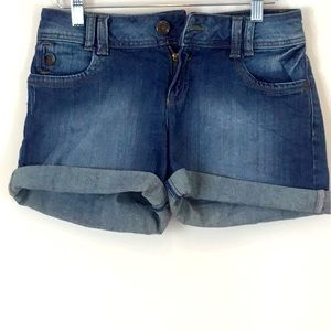 Promod Denim Shorts, Weekend Wear